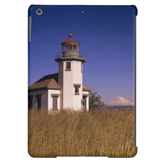 WA, Maury Island, Point Robinson Lighthouse, iPad Air Cases