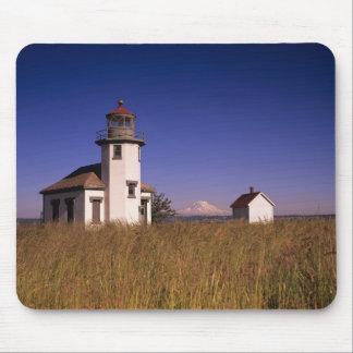 WA, Maury Island, Point Robinson Lighthouse, Mouse Pad