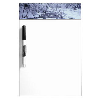 WA, Mount Baker-Snoqualmie National Forest, Dry-Erase Board