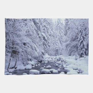 WA, Mount Baker-Snoqualmie National Forest, Hand Towels