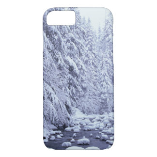 WA, Mount Baker-Snoqualmie National Forest, iPhone 8/7 Case