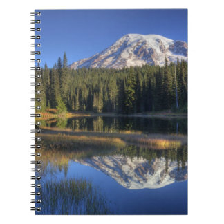 WA, Mt. Rainier National Park, Mt. Rainier Notebook