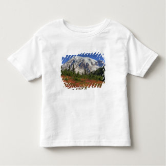 WA, Mt. Rainier National Park, Paradise Valley Toddler T-shirt