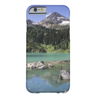 WA, Okanogan NF, Lewis Lake and Black Peak Barely There iPhone 6 Case