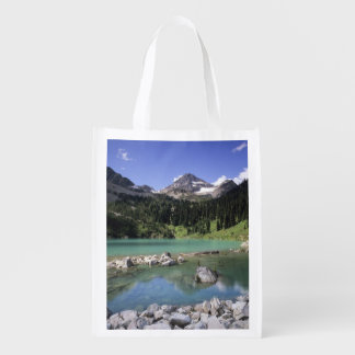 WA, Okanogan NF, Lewis Lake and Black Peak Grocery Bag