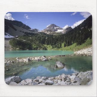 WA, Okanogan NF, Lewis Lake and Black Peak Mouse Pad