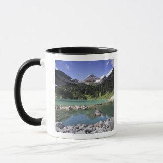 WA, Okanogan NF, Lewis Lake and Black Peak Mug