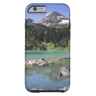 WA, Okanogan NF, Lewis Lake and Black Peak Tough iPhone 6 Case