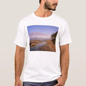 Christmas Themed WA, Olympic NP, Kalaloch Beach and Kalaloch T-Shirt