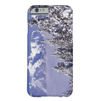 WA, Olympic NP, Olympic Mountain Range, view Barely There iPhone 6 Case
