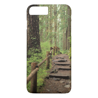 WA, Olympic NP, Sol Duc Valley, rainforest iPhone 8 Plus/7 Plus Case