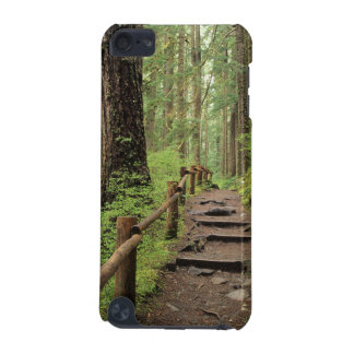 WA, Olympic NP, Sol Duc Valley, rainforest iPod Touch 5G Cover