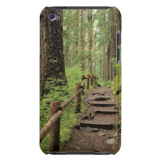 WA, Olympic NP, Sol Duc Valley, rainforest iPod Touch Case