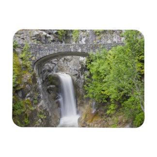 WA parque nacional del Monte Rainier caídas de C Iman De Vinilo