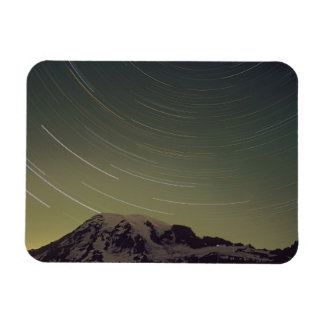 WA parque nacional del Monte Rainier el Monte Ra Iman De Vinilo