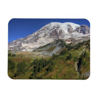 WA parque nacional del Monte Rainier visión desd Imán