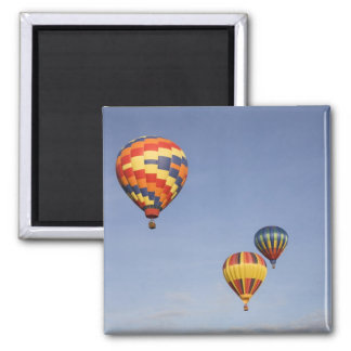 WA, Prosser, The Great Prosser Balloon Rally, 2 2 Inch Square Magnet