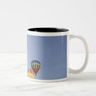 WA, Prosser, The Great Prosser Balloon Rally, 2 Two-Tone Coffee Mug