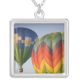 WA, Prosser, The Great Prosser Balloon Rally, Silver Plated Necklace