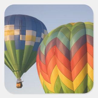 WA, Prosser, The Great Prosser Balloon Rally, Square Sticker