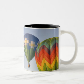 WA, Prosser, The Great Prosser Balloon Rally, Two-Tone Coffee Mug