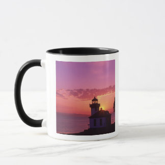 WA, San Juan Island, Lime Kiln Lighthouse, 1919, 2 Mug