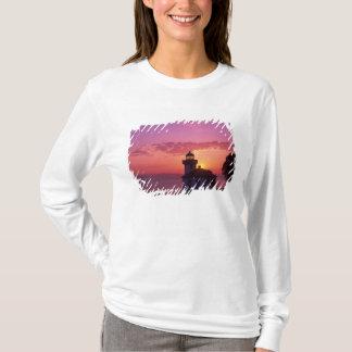 WA, San Juan Island, Lime Kiln Lighthouse, 1919, 2 T-Shirt
