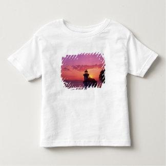 WA, San Juan Island, Lime Kiln Lighthouse, 1919, 2 Toddler T-shirt