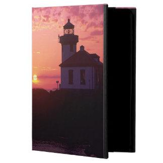 WA, San Juan Island, Lime Kiln Lighthouse, 1919, iPad Air Case
