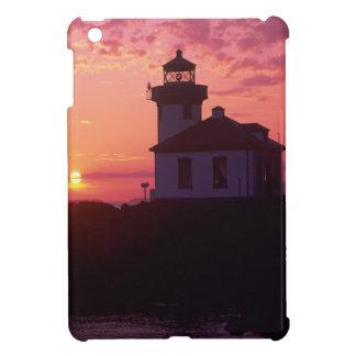 WA, San Juan Island, Lime Kiln Lighthouse, 1919, iPad Mini Covers