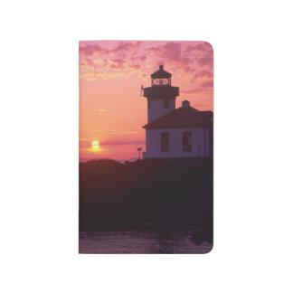 WA, San Juan Island, Lime Kiln Lighthouse, 1919, Journal