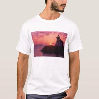WA, San Juan Island, Lime Kiln Lighthouse, 1919, T-Shirt
