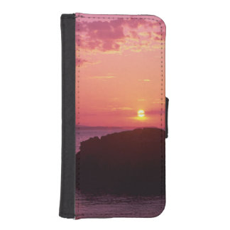 WA, San Juan Island, Lime Kiln Lighthouse, 1919, Wallet Phone Case For iPhone SE/5/5s