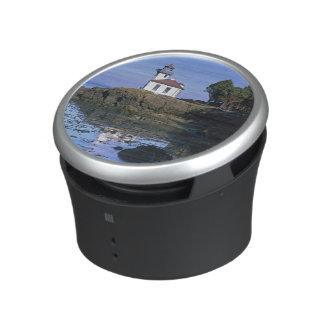 WA, San Juan Island, Lime Kiln lighthouse Bluetooth Speaker