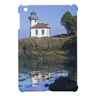 WA, San Juan Island, Lime Kiln lighthouse Cover For The iPad Mini