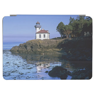 WA, San Juan Island, Lime Kiln lighthouse iPad Air Cover