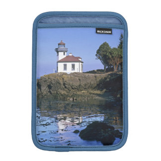 WA, San Juan Island, Lime Kiln lighthouse iPad Mini Sleeve