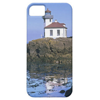 WA, San Juan Island, Lime Kiln lighthouse iPhone SE/5/5s Case