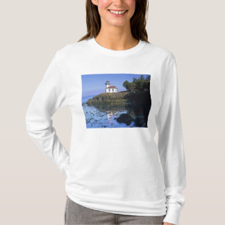 WA, San Juan Island, Lime Kiln lighthouse T-Shirt