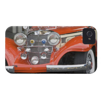 WA Seattle automóvil alemán clásico 2 Case-Mate iPhone 4 Carcasa