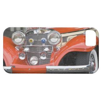 WA Seattle automóvil alemán clásico 2 iPhone 5 Case-Mate Protectores