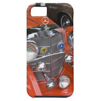 WA Seattle automóvil alemán clásico iPhone 5 Case-Mate Coberturas