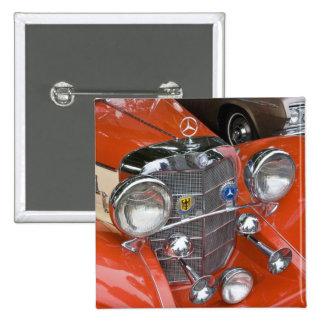 WA, Seattle, automóvil alemán clásico Pins
