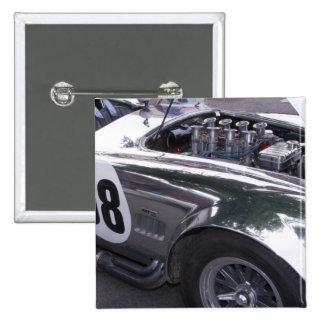 WA, Seattle, automóvil americano clásico. 2 Pin