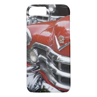 WA, Seattle, automóvil americano clásico Funda iPhone 7