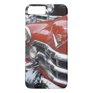 WA, Seattle, automóvil americano clásico Funda iPhone 7 Plus