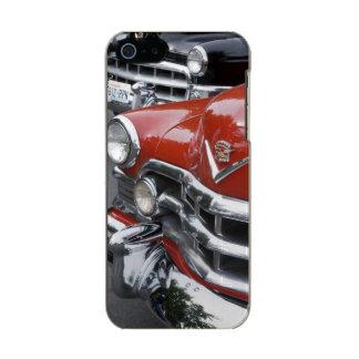 WA, Seattle, automóvil americano clásico Funda Para iPhone 5 Incipio Feather Shine