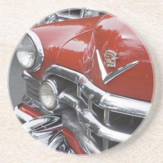 WA, Seattle, automóvil americano clásico Posavasos Diseño