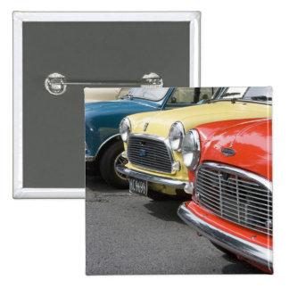 WA, Seattle, automóvil británico clásico Pin