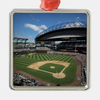 WA, Seattle, campo de Safeco, béisbol de los marin Ornamento Para Reyes Magos